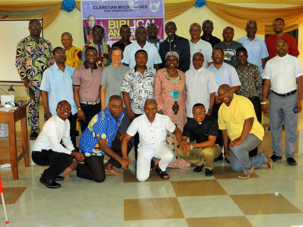 FIRST BIBLICAL ANIMATION (NIGERIA AND CAMEROON) HELD IN OWERRI.