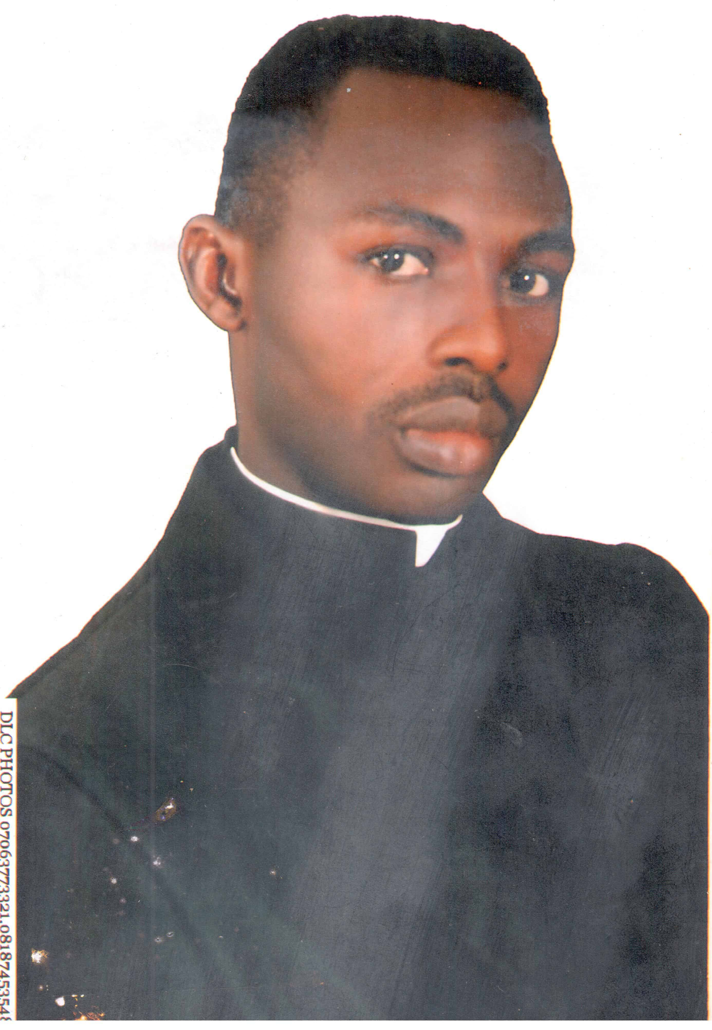 CALL TO GLORY: FR CYRIL IBE PASSES ON
