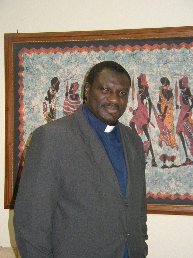 Msgr. Hilary Nanman Dechelem, CMF: Appointed Bishop of Bauchi