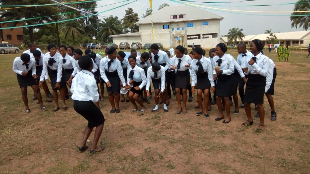 CLARET SECONDARY SCHOOL NEKEDE CELEBRATES HER 10TH ANNIVERSARY