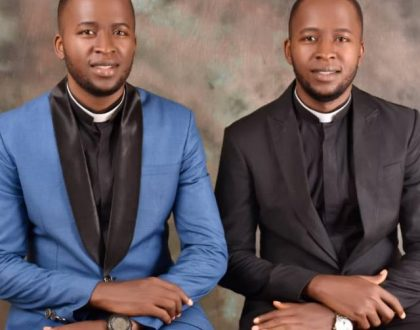 Identical Twins Ordained as Claretian Priests.