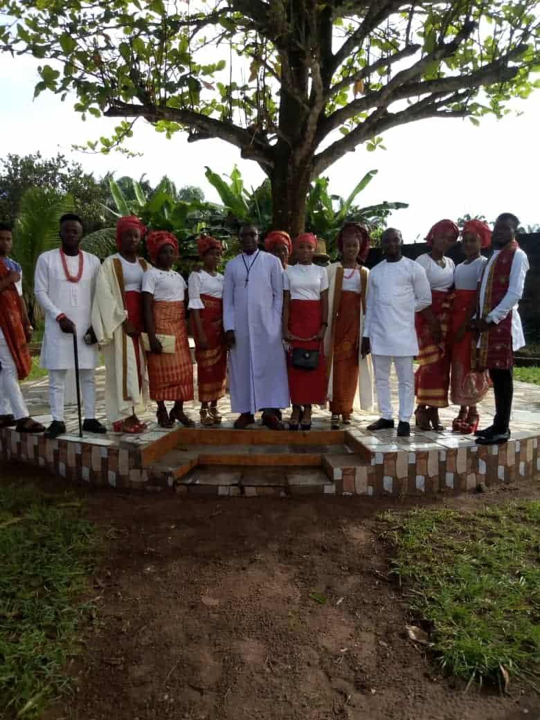 Power of Praise: Afara Parish Celebrates Youth Week