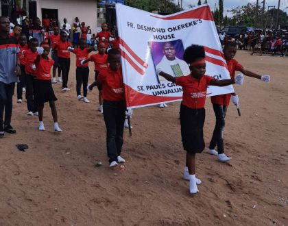 St Paul Catholic Church Nekede Celebrates 2020 Children's Day