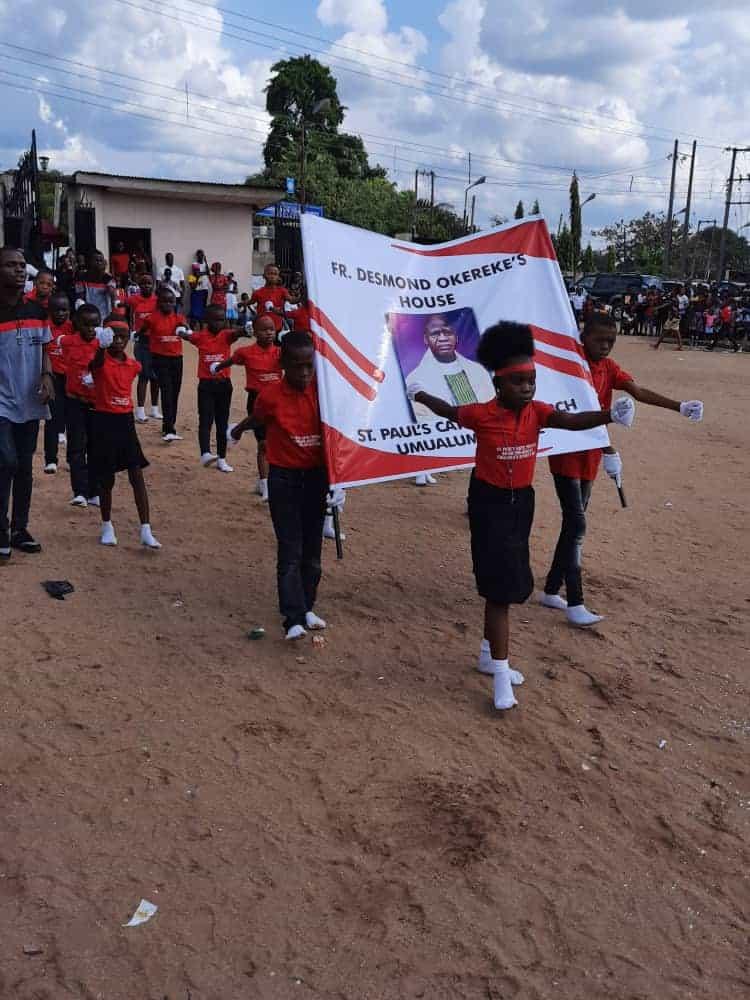 St Paul Catholic Church Nekede Celebrates 2020 Children's Day