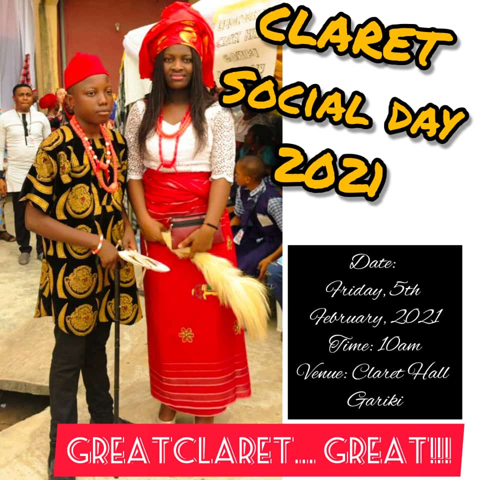 Claret Academy Enugu Holds Social Day