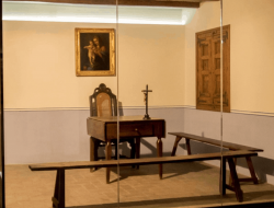 Room where the Congregation  was founded