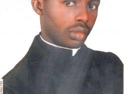 Fr Cyril Ibe, CMF